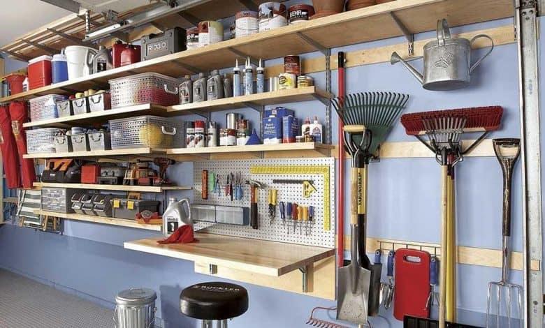Garage Storage System Cedar Hills Ut, Best Shelves For Garage